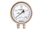 CYW SS Differential Pressure Gauge